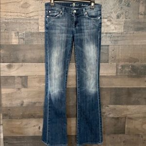 7For All Man Kind Jeans